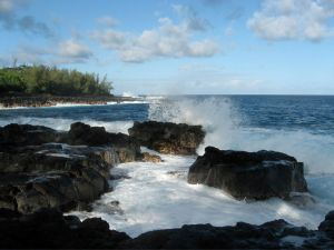 Lower Puna District Coastline