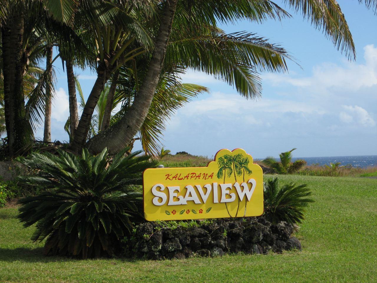 Kalapana seaview